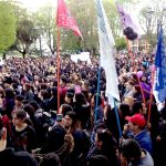 marcha mujer temuco